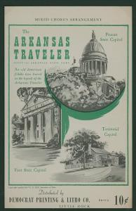 poster with three images of capitol buildings